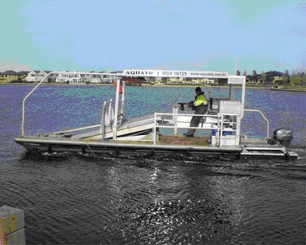Aquatic Harvester AQ4