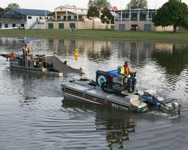 Aquatic Harvester AQ5