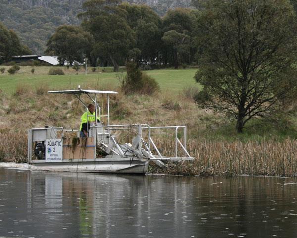 Aquatic Harvesting AQ2