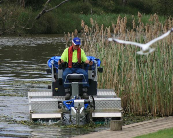 Aquatic technologies - Mobitrac