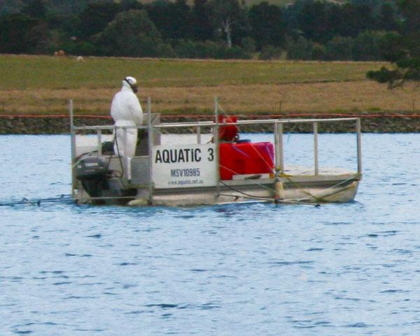 Aquatic Spray Boats